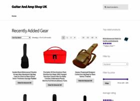guitarandampshop.co.uk
