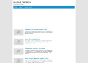 guitarchordsite.blogspot.com