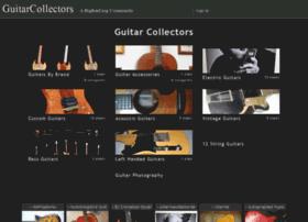 guitarcollectors.org