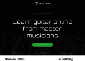 guitarcontrol.com