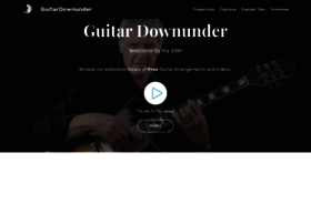 guitardownunder.com