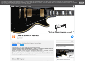 guitare-gibson.com