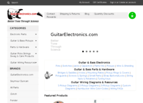guitarelectronics.zoovy.com