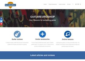 guitareuroshop.com