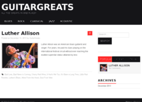 guitargreats.org