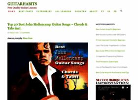 guitarhabits.com