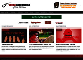 guitarlessonworld.com
