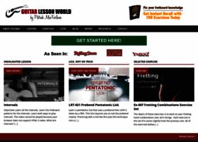 guitarlessonworld.com