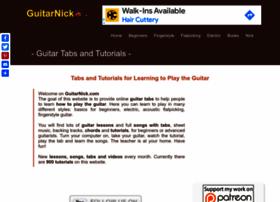 guitarnick.com