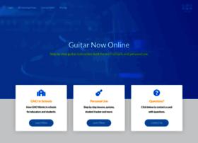 guitarnowonline.com