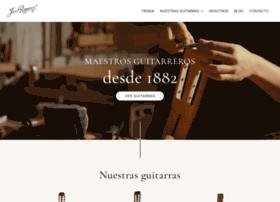 guitarrasramirez.com