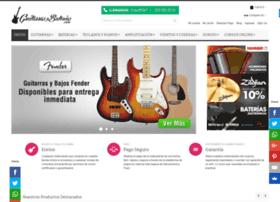 guitarrasybaterias.com