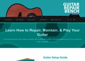 guitarrepairbench.com