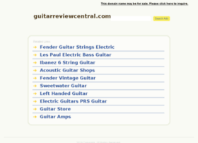 guitarreviewcentral.com