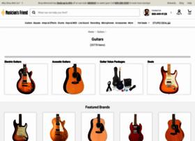 guitars.musiciansfriend.com