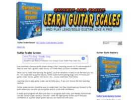 guitarscaleslesson.com