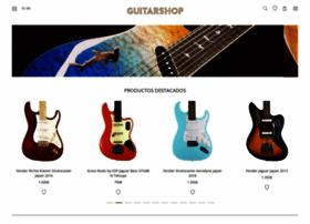 guitarshop.es