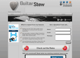 guitarstew.co.uk