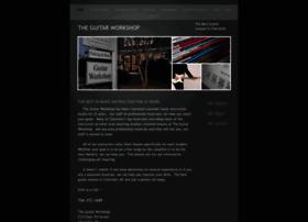 guitarworkshopcharlotte.com