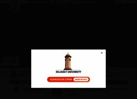 gujaratuniversity.ac.in
