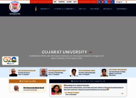 gujaratuniversity.org.in