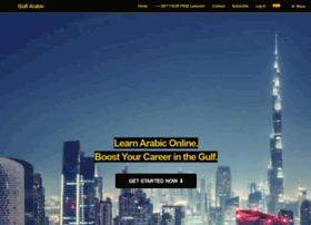 gulfarabic.com