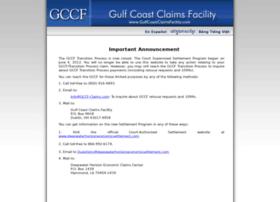 gulfcoastclaimsfacility.com