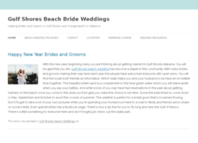 gulfshoresbeachbrideweddings.com