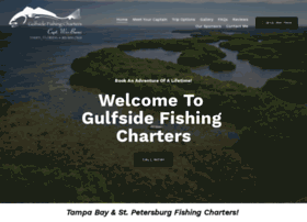 gulfsidefishingcharters.com