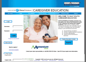 gulfsouthcare.care2learn.com