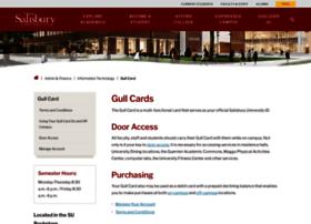 gullcard.salisbury.edu