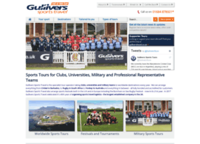 gulliverssportstours.co.uk