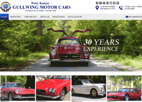 gullwingmotorcars.com