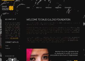 gulzadfoundation.com