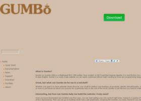 gumbo-cms.net