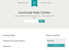 gumroad.desk.com