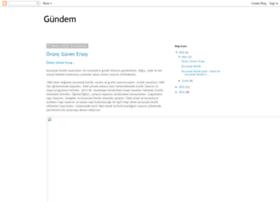 gundem2014.blogspot.com