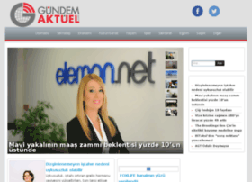 gundemaktuel.com
