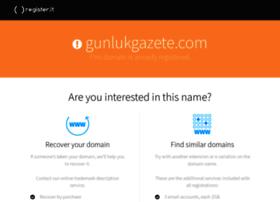 gunlukgazete.com