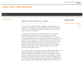 gunsafehub.drupalgardens.com