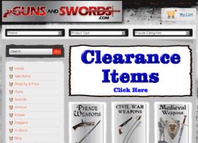 gunsandswords.com