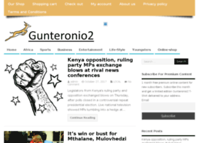 gunteronio2.com