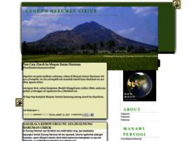 gunungharumancibiuk.blogspot.com