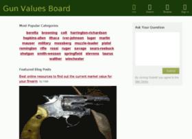 gunvaluesboard.com