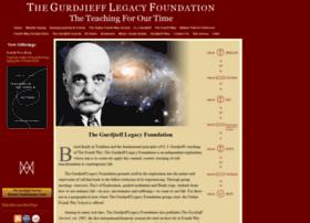 gurdjieff-legacy.org