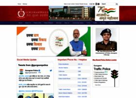 gurgaon.haryanapolice.gov.in