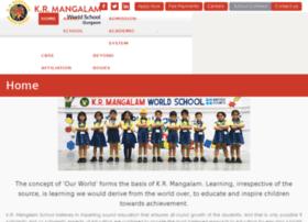 gurgaon.krmangalam.com