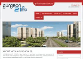 gurgaon21.co.in