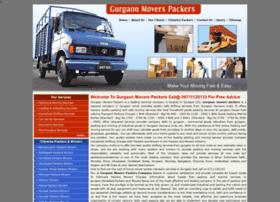 gurgaonmoverspackers.com