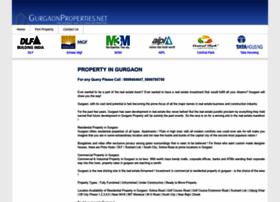 gurgaonproperties.net